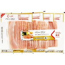 ベーコン 198円(税抜)