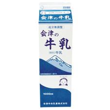 会津の牛乳 168円(税抜)