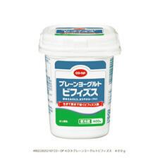プレーンヨーグルトビフィズス 118円(税抜)