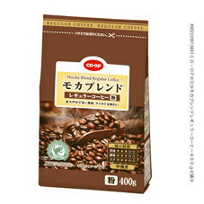 モカブレンド 298円(税抜)