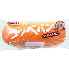 コッペパン 68円(税抜)