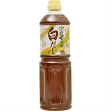 昆布つゆ白だし 198円(税抜)