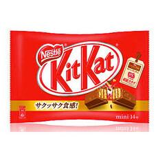 キットカットミニ 198円(税抜)