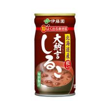 北海道産大納言しるこ 77円(税抜)