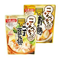 こなべっち鍋つゆ 各種 257円(税抜)