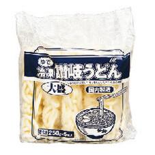 大盛讃岐うどん 168円(税抜)
