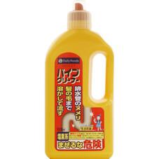 除菌洗浄排水パイプクリーナー 128円