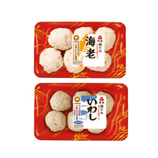 鍋だね(いわし・えび) 177円(税抜)