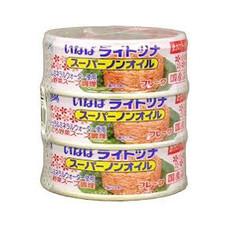 ライトツナ スーパーノンオイル 297円(税抜)