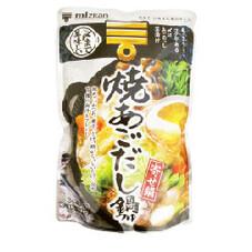 〆まで美味しい 焼あごだし鍋つゆ ストレートタイプ 248円(税抜)
