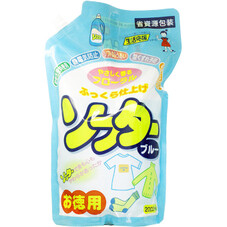 植物性ソフター特大 詰替 173円