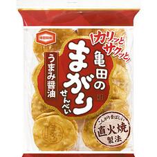 まがりせんべい 118円(税抜)