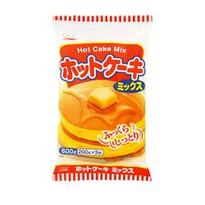 ホットケーキミックス 138円(税抜)
