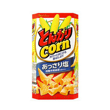 とんがりコーン あっさり塩 108円(税抜)
