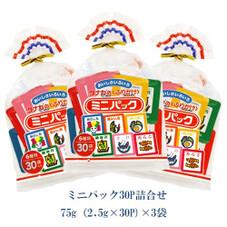 ミニパックふりかけ 198円