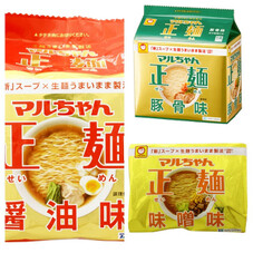 マルちゃん正麺 257円