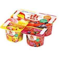 ナチュレ恵7種のフルーツミックス+ベリーミックス 105円(税抜)