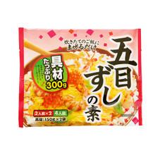 五目ずしの素 168円(税抜)