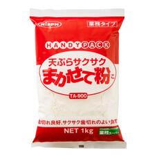 天ぷらサクサクまかせて粉 297円(税抜)