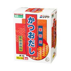 GS かつおだし 557円(税抜)
