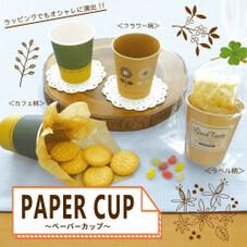 ペーパーカップ 100円(税抜)