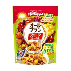 オールブランFミックス徳用袋 497円(税抜)