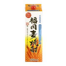 本格焼酎 福岡麦焼酎 970円(税抜)