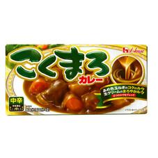 こくまろカレー 中辛 98円(税抜)