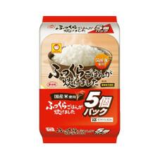 マルちゃんふっくらごはんが炊けました 297円(税抜)