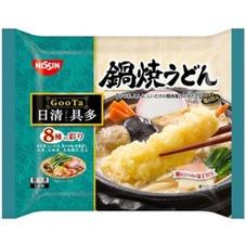 具多鍋焼うどん 198円(税抜)