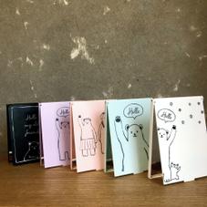 ハローベアコンパクトミラー 100円(税抜)