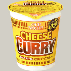 カップヌードル欧風チーズカレー 118円(税抜)