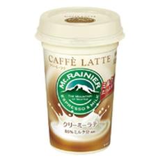 マウントレーニアカフェラッテ各種 98円(税抜)