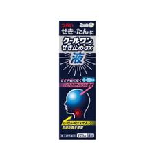 クールワンせき止めGX液 1,380円(税抜)