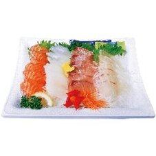 幸を呼ぶ4種の盛り合わせ(生食用) 1,280円(税抜)