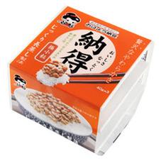 納得納豆 49円(税抜)