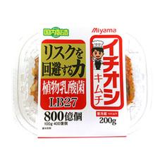 イチオシキムチ・辛口 157円(税抜)