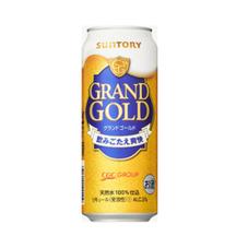 グランドゴールド 500ml×6缶パック 797円(税抜)