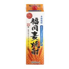 本格焼酎福岡麦焼酎 970円(税抜)