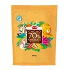 カカオ70%チョコレート 258円(税抜)