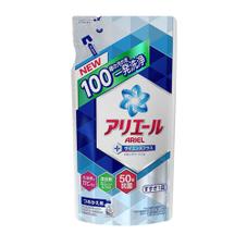 アリエールイオンパワージェルサイエンス詰替 185円(税抜)