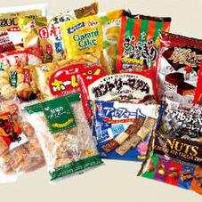 大袋・ファミリーパック菓子各種 268円(税抜)