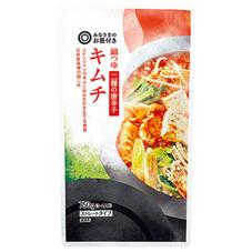みなさまのお墨付き 鍋つゆ二種の唐辛子キムチ 195円(税抜)