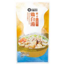 みなさまのお墨付き 鍋つゆ生姜香る鶏白湯 195円(税抜)