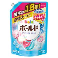 ボールドプラチナクリーン ピュアクリーンの香り 詰替超特大サイズ 327円(税抜)