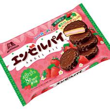 森永 エンゼルパイ〈ストロベリー〉徳用 248円(税抜)