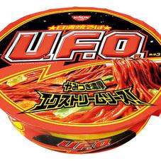 日清 焼そばUFO 128円(税抜)