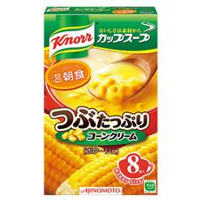 クノール カップスープ つぶたっぷりコーンクリーム 258円(税抜)