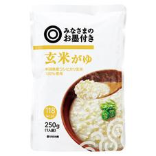 みなさまのお墨付き 玄米がゆ 75円(税抜)