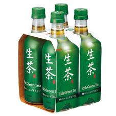 キリン 生茶4本パック 220円(税抜)